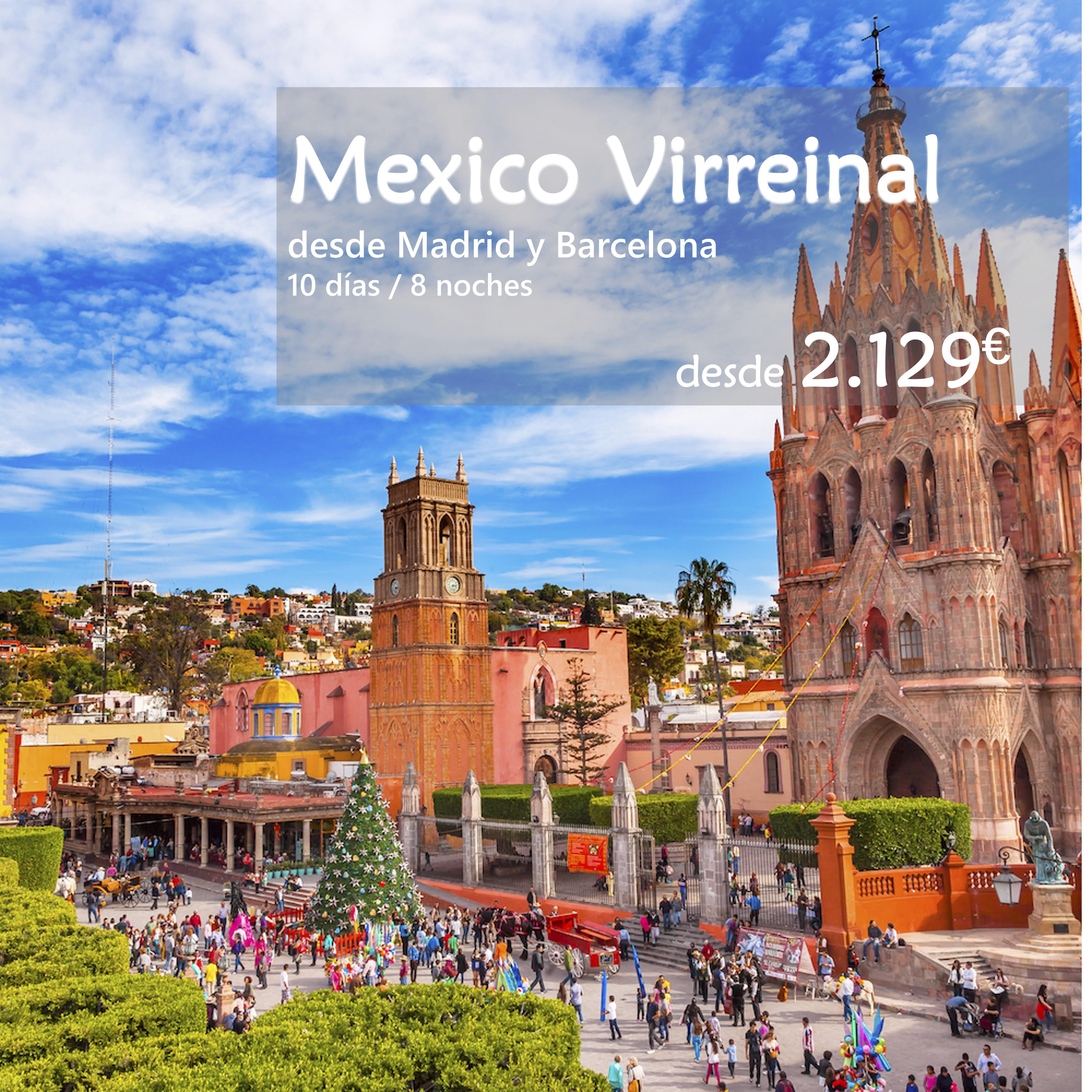 Mexico Virreinal