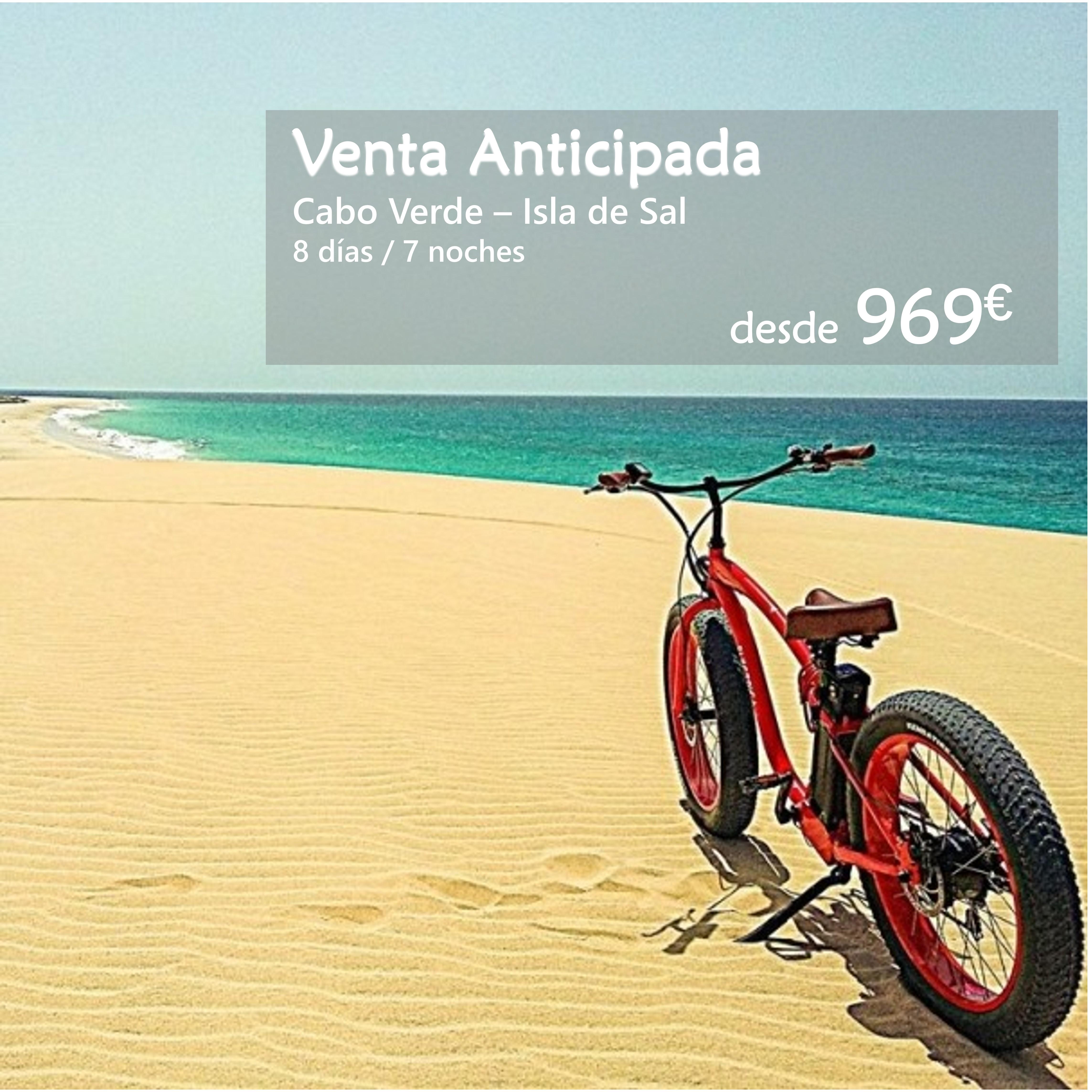 Venta Anticipada Cabo Verde