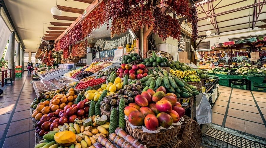 Los frutos más deliciosos de Madeira